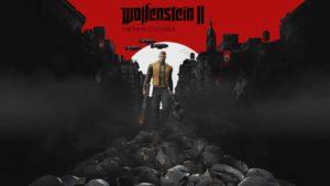 Wolfenstein II: The NEw Colossus sur Nintendo Switch