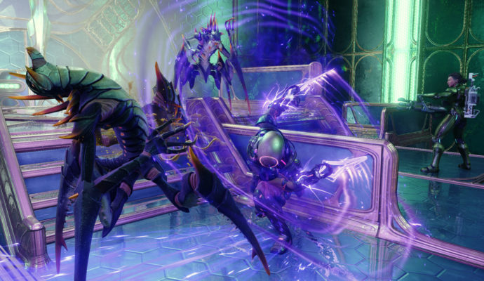 XCOM 2: War of The Chosen combat