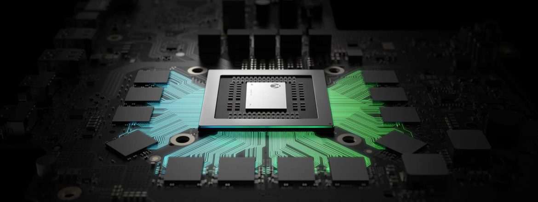 interface Xbox One X
