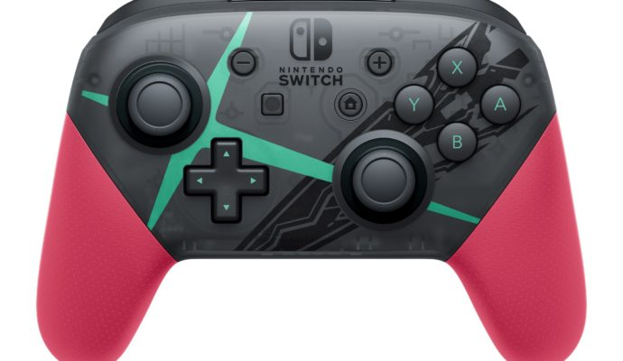 Xenoblade Chronicles 2 Manette Collector
