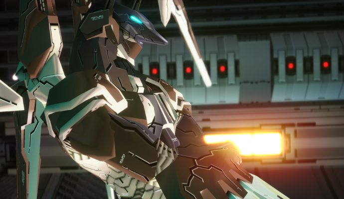 Zone of The Enders: The 2nd Runner - MARS Anubis