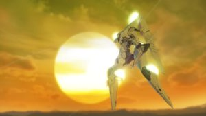 Zone of the Enders: The 2nd Runner - MARS Vic Viper