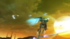 Zone of the Enders: The 2nd Runner - MARS Jehuty