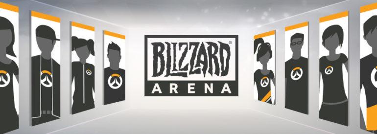 Blizzard Arena Overwatch