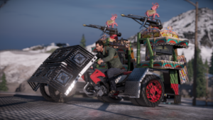 Dead Rising 4: Frank's Big Package moto
