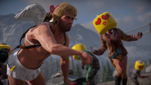 Dead Rising 4: Frank's Big Package cupidon