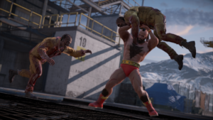 Dead Rising 4: Frank's Big Package Zangief