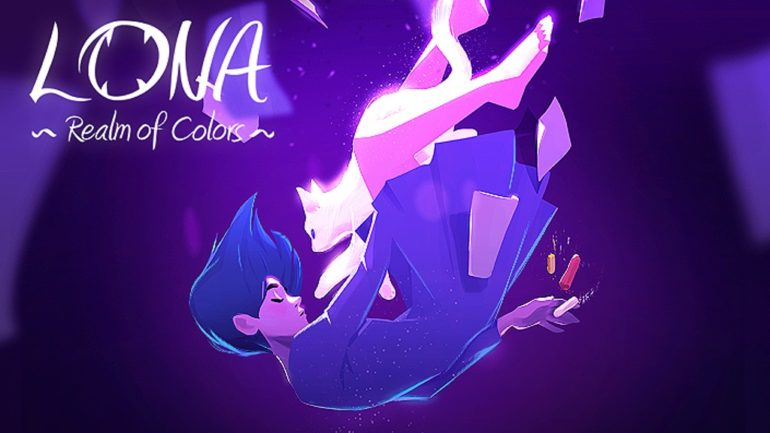 Lona: Realm of Colors logo