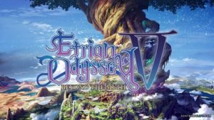 etrian odyssey v: beyond the myth sur nintendo 3DS pendant le nintendo direct