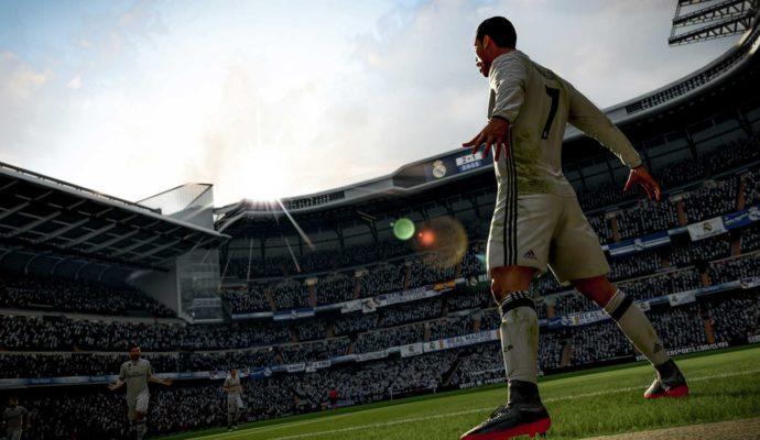 FIFA 18 stade
