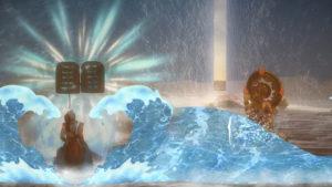 Fight of Gods Moïse vs un dieu sur steam