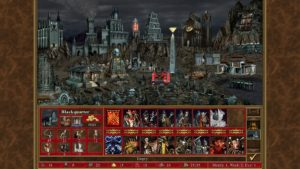 heroes of might and magic 3 cité