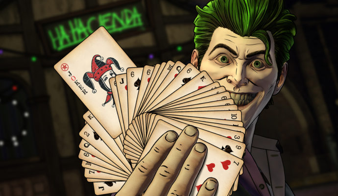 Batman The Telltale Series: The Enemy Within le Joker