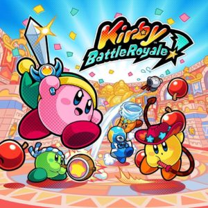 nintendo direct kirby battle royale