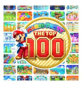 nintendo direct mario party: the top 100