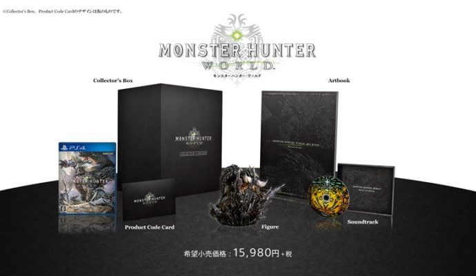 Monster Hunter: World Edition Collector