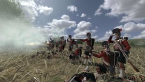 Mount and blade: Warband Napoleonic Wars