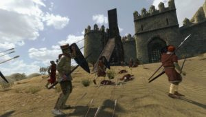 Mount and blade: Warband chateau