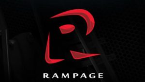 Coupe du Monde League of Legends 2017 Rampage