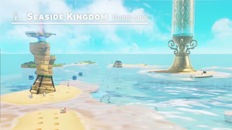 Super Mario Odyssey mer