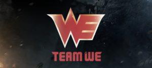 Coupe du Monde League of Legends 2017 team we