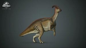 Jurassic World Evolution dinosaure