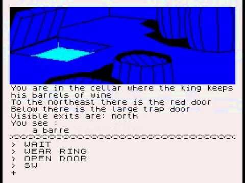 1982 - The Hobbit - choix de réponse