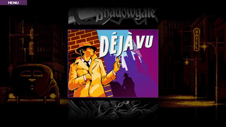 8-Bit Adventure Anthology Déjà Vu