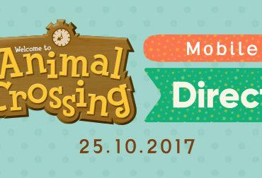 Animal Crossing Mobile Direct