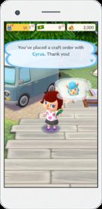Animal Crossing: Pocket Camp Serge