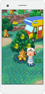 Animal Crossing: Pocket Camp Cueillette
