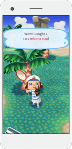 Animal Crossing: Pocket Camp Insecte