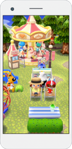 Animal Crossing Pocket Camp Le camping