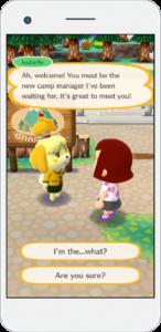 Animal Crossing Pocket Camp Marie