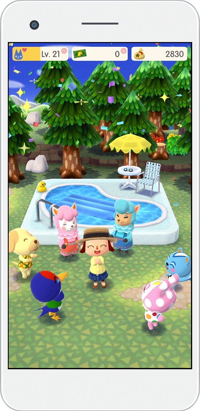 how to buy animal crossing pocket camp