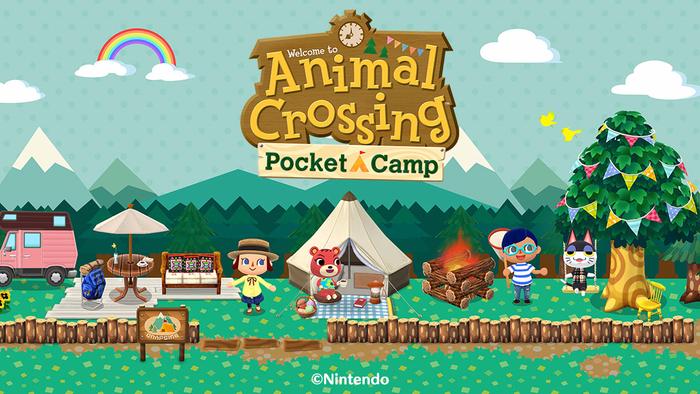 Animal Crossing: Pocket Camp présentation
