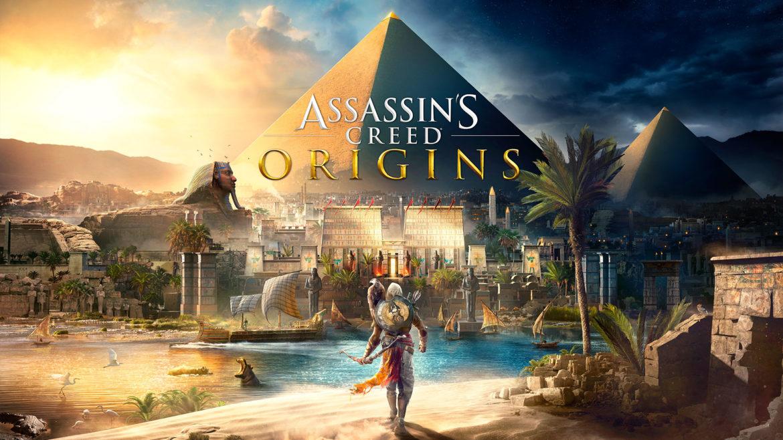 Assassin's Creed Origins - Visuel officiel
