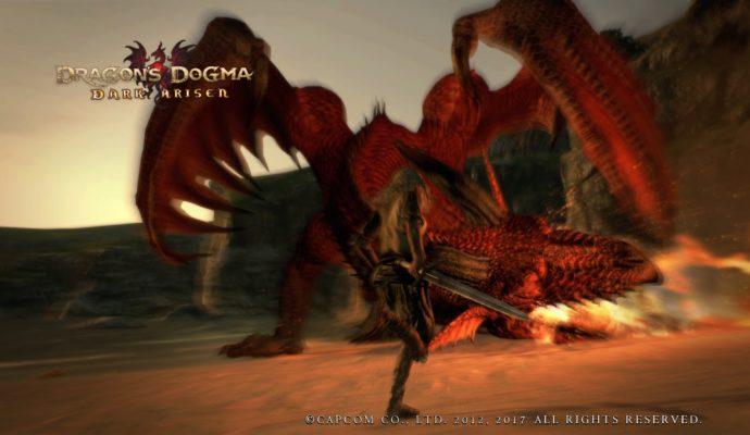 Dragon's Dogma: Dark Arisen Insurgé vs Grigory le Dragon
