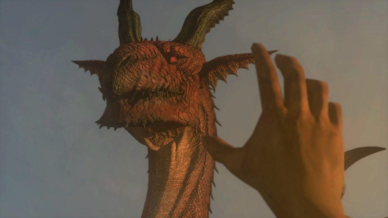 Dragon's Dogma: Dark Arisen Greg le dragon