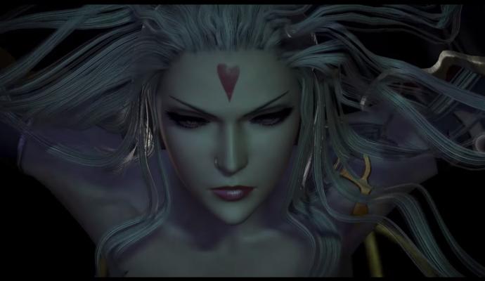 Dissidia Final Fantasy NT Cloud of Darkness