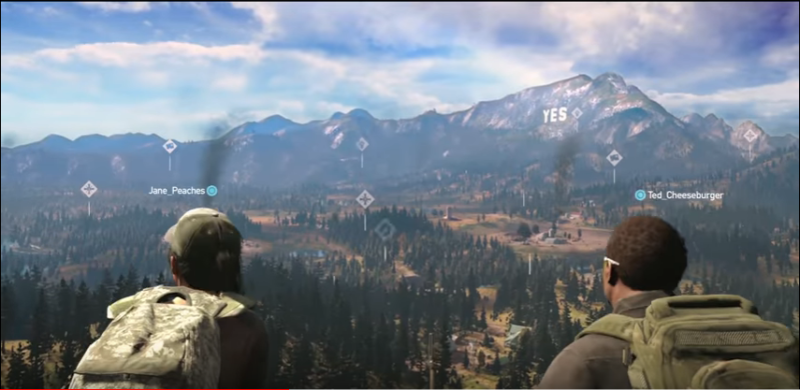 Far Cry 5 coop