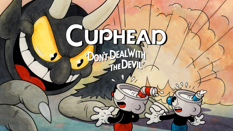 Cuphead mugman satan