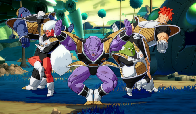 Dragon Ball FighterZ - Commando Ginyu