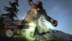Dragon's Dogma: Dark Arisen combat contre le cyclope