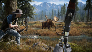 Far Cry 5 coop chasse