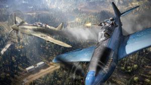far cry 5 avion