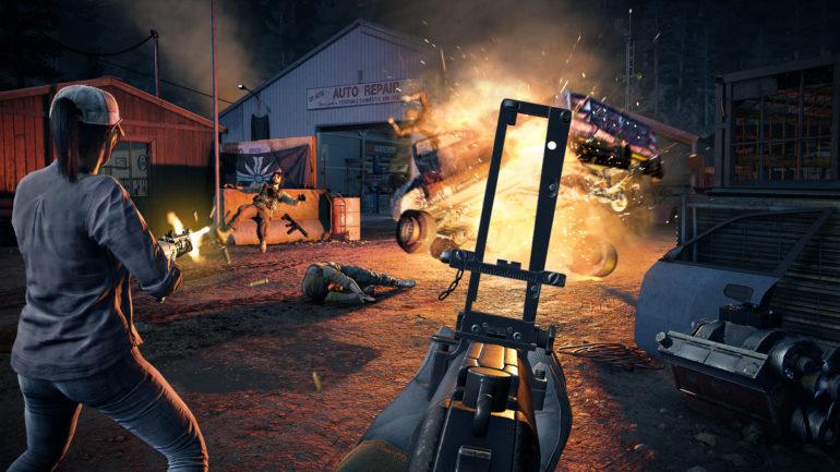 Far Cry 5 combat coop