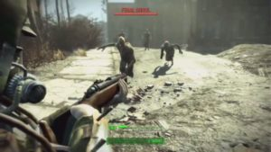 Fallout 4 goule