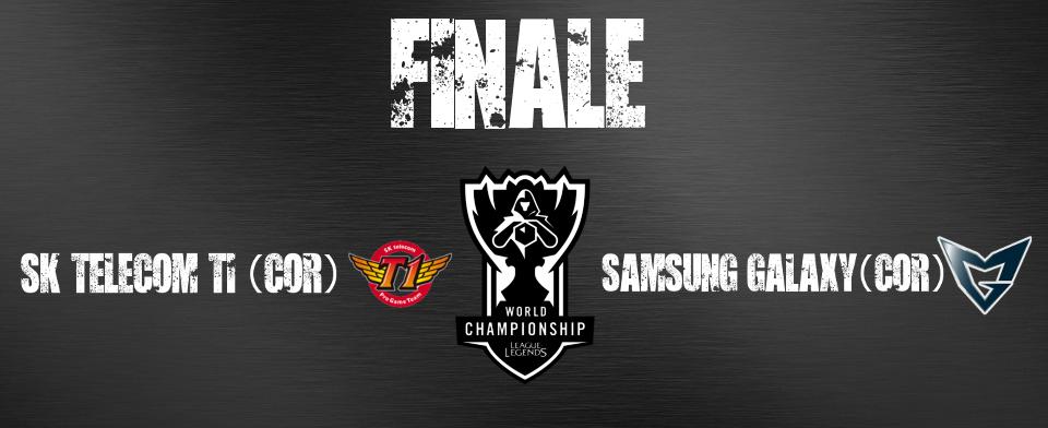 Coupe du monde League of Legends - finale