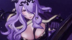 Fire Emblem Warriors - Camilla